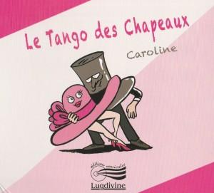 Scann pochette tango des chapeaux